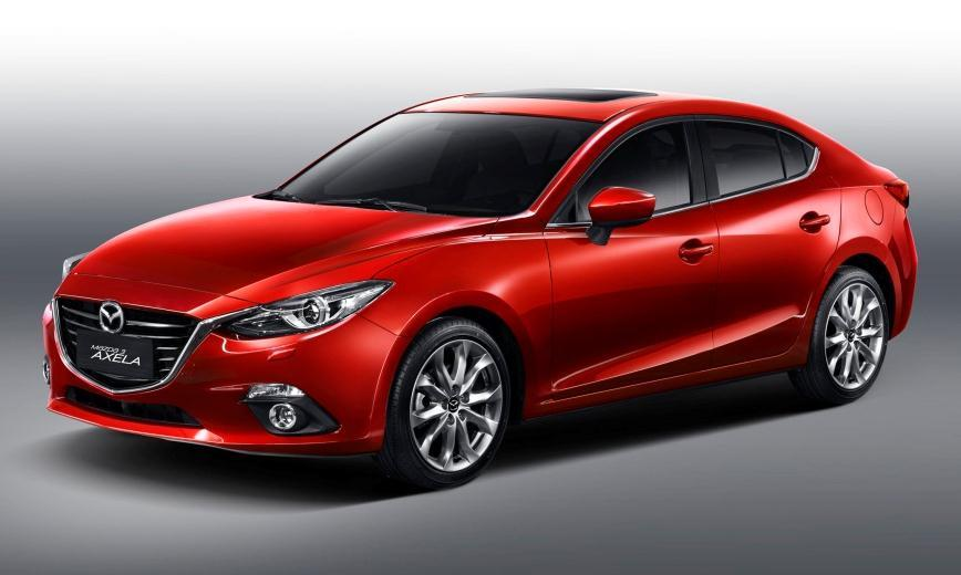 CHINA Sales increased 9% year-onyear to 215,000 units New Mazda3 and CX-5 led the strong sales (000) 200 196 9% New Mazda3Axela Full Year Sales Volume 215 New Mazda6 continued sales policy of not