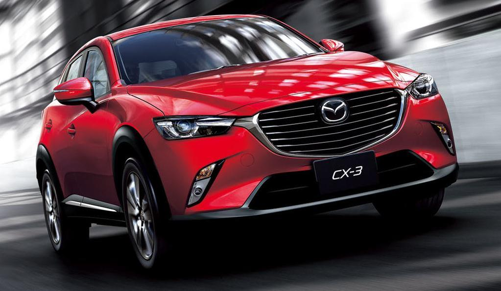 (000) 200 100 0 JAPAN 244 225 (8)% New CX-3 Full Year Sales Volume FY March 2014 FY March 2015 Sales were down 8% year-on-year to 225,000 units Sales declined significantly in the first half due to