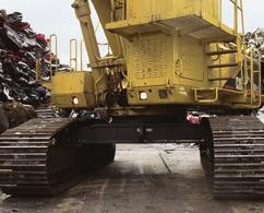 Cat Material Handler hydraulic systems are specifically designed to meet your hydraulic attachment requirements.