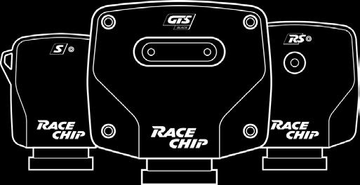 responsiveness; you will love the new abilities RaceChip s chip tuning gives your car.