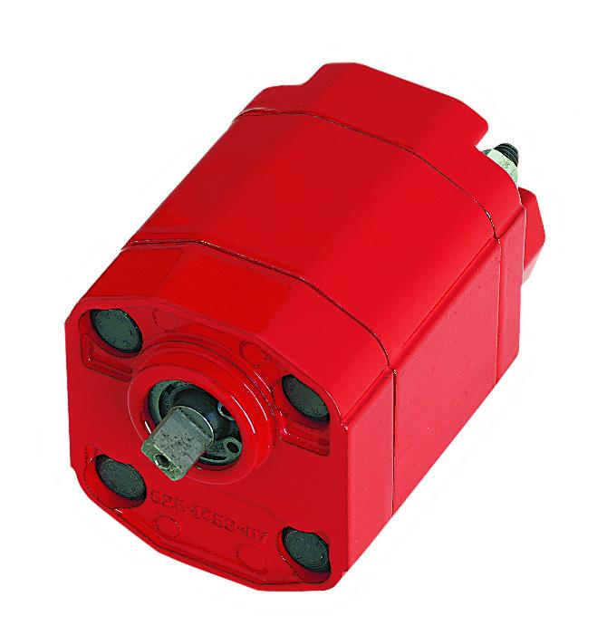 3 Gear pump group P/PR05 Displacement Max. pressure n.min. Type cm 3 /rev Cu.In.P.R. P1 P2 P3 P< 100 P > 100 n.max. bar P.S.I. bar P.S.I. bar P.S.I. bar bar /0.25