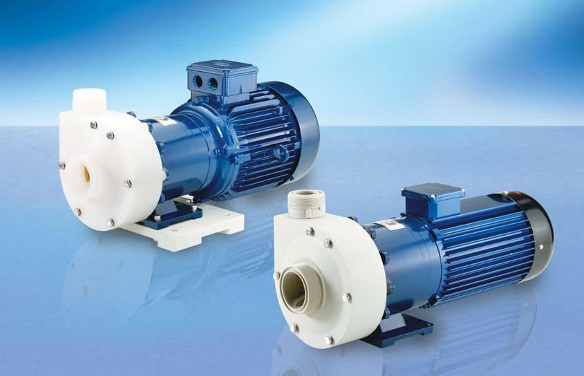 RM MAGNETICALLY COUPLED CENTRIFUGAL PUMPS TYPE 4.