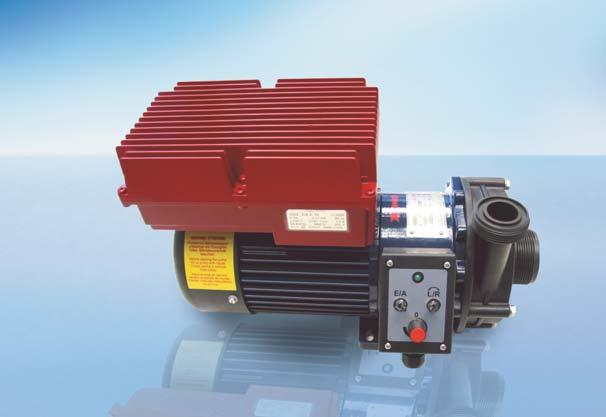 RM PUMP WITH ETRA PRIMING TANK TYPE RM All non-self-priming pumps of the RM type may be combined with an extra priming tank to be self-priming as well.