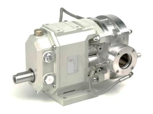 Pump with enlarged suction inlet Some pump sizes can be supplied with a bigger rectangular suction inlet allowing