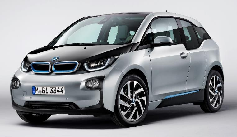 Plug-in Hybrid Electric Vehicles BMW i3