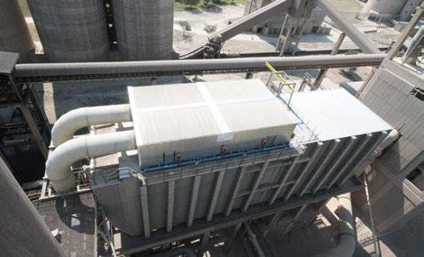 Power Power Conversion Air Pollution Control completes filtration upgrade at PPC plant Leading cement producers PPC Ltd commissioned John Thompson Air Pollution Control to upgrade the dust collection