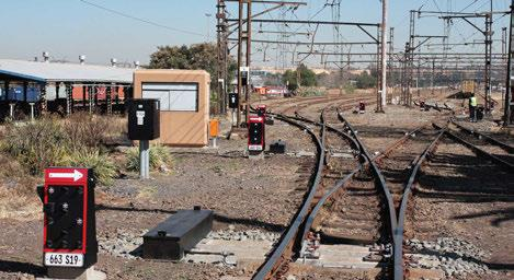 Engineering Projects & Contracts High Voltage Equipment The contract is the second yard controls upgrade contract Transnet has awarded to Signalling, which completed the first at the end of 2014.