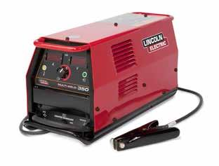 Multi-Weld 350 350 Amps 100% Duty Cycle Independent Arc,