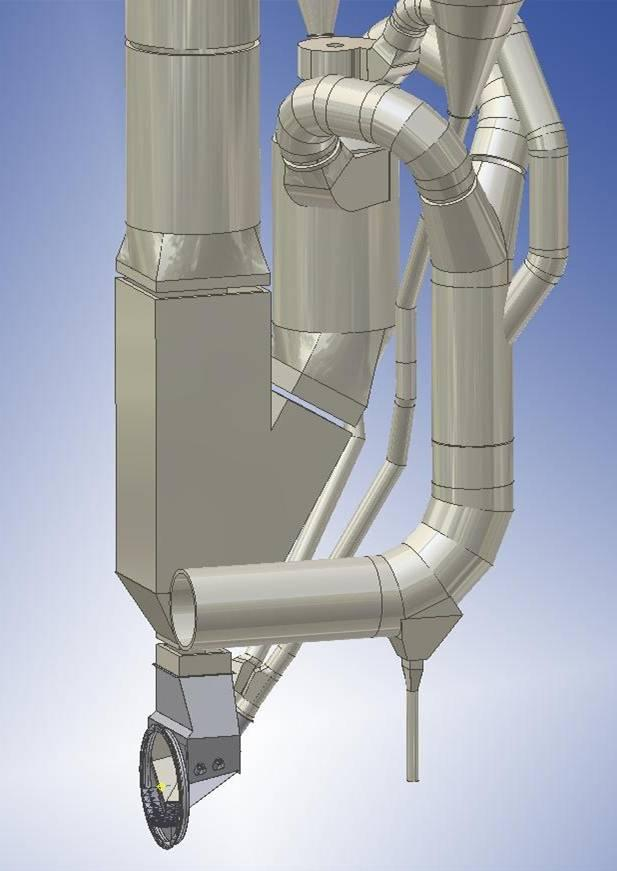 Technical Solutions - Calciner Technology Combustion Chamber Advantages High flexibility and efficiency.