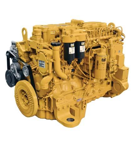 1 ACERT engine meets today s Stage IV emission standards, and it does so without interrupting your job process.