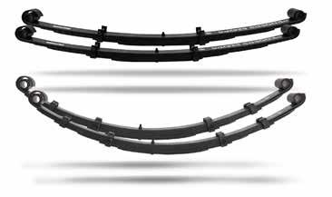 Leaf Springs Leaf Spring Packs Pedders Suspension have a variety of replacement leaf spring packs for a wide range of 4WD & 2WD vehicles designed specifically for load carrying applications.