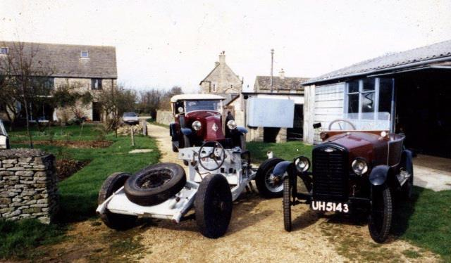 .. At the same time, I sold the short Astura as the VSCC had refused to let me race it with its non period Aston Martin bonnet.