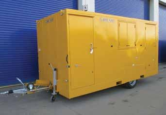 10 VOYAGER WELFARE & OFFICE Generator AC35-3650 16 VOYAGER OPEN PLAN MOBILE WELFARE UNIT Generator Generator AC35-3650 16 VOYAGER CANTEEN/ DRYING ROOM MOBILE UNIT AC35-3650 16 VOYAGER OFFICE /