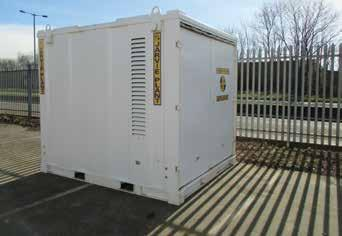 23 SITE SUPPORT PRODUCTS & SERVICES GENERATORS AND POWERSTORES When mains power is not available we have a comprehensive range of generators to provide all the power needed on site.