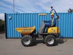 roduct eatures Agile And Versatile Tracked Dumper, Go Anywhere, Tip To The Side,