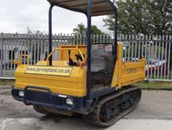 Ignition Key Start, Hydraulic Tip, Reversing Alarm, Power Assisted Steering,