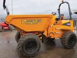 DESCRIPTION NOTE: 1000 oad ax ighting it Lighting kits and tax are available on all our wheeled dumper range.