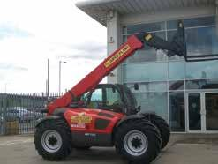 Accessories FLTXJIB2 & FLTXHOOK Rough terrain fork lifts (RTFLs) are a reliable, versatile and easy-to-use solution.