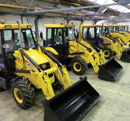 56 Our diverse range of tractors means