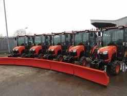 57 Tractors & Trailers 25hp Compact Tractor