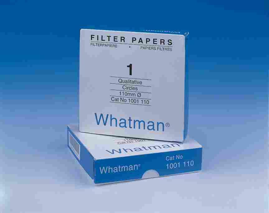 Qualitative Filter Papers Filter Papers & Membranes Cellulose filter papers Grade 1 Grade 1 standard filter paper is the most widely used filter paper for routine applications with medium retention