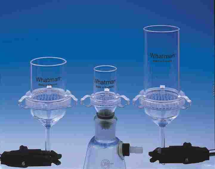 Filter Papers & Membranes Glass Microfiber filter papers Quartz Filter Grade QM-A: 2.