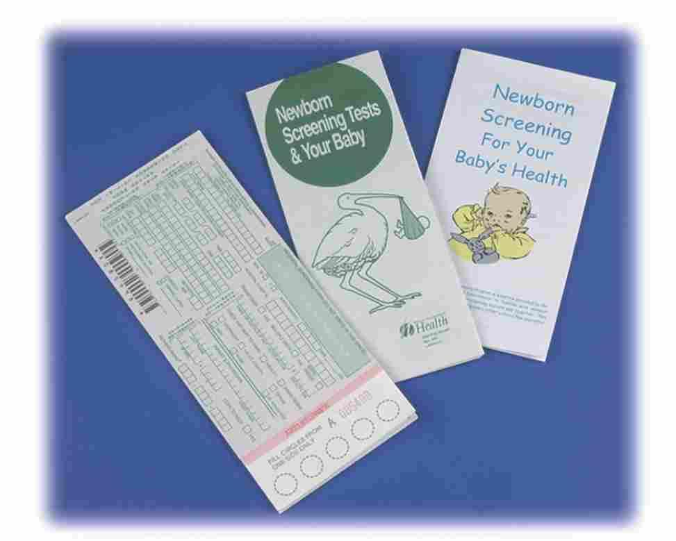903 Neonatal Screening Cards: Whatman offers a line of products for neonatal and TM population screening. The 903 paper is used for Newborn Screening Programs throughout the world.