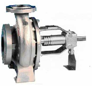 hot align pump & motor, the ZTNX shares mounting footprint and plumbing with ZTND legacy pumps, while enabling higher duty