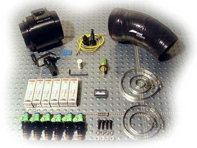 INSTLLTION GUIDE 2000-04 04 udi 2.7T RSK04 Fueling Kit Congratulations on your purchase of the WE Tuning RSK04 Fueling kit for the 2000 to 2004 udi 2.7T engine with K04 turbos.