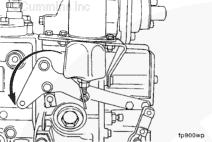 CAUTION  Fuel Injection Pump, In-Line, Spill Port Timing - PDF