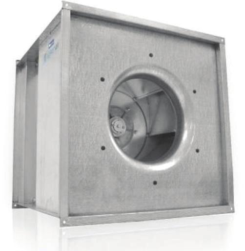 6 Rectangular Cabinet Fan Rectangular Cabinet Fan CDRD Performance Data & Curves 1200 3 AMCA 210, ISO 5801:2007 p = 1.