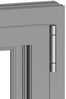 Innovation and Design Turn-Tilt Fitting Standard QM RC Design-led functionality provides the basis for the new WSS fittings system for aluminium windows.