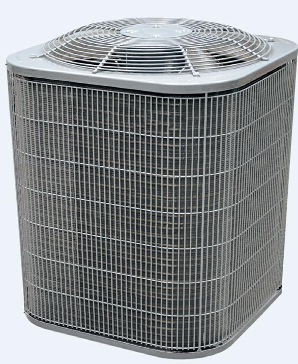 EFFICIENT 13 SEER AIR CONDITIONER ENVIRONMENTALLY BALANCED R- 410A REFRIGERANT 1-1/2 THRU 5 TONS SPLIT SYSTEM 208/230 Volt, 1- phase, 60 Hz R4A3 Product Specifications REFRIGERATION CIRCUIT S Scroll
