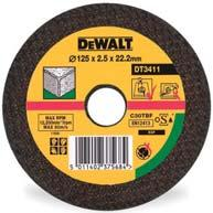 BONDED ABRASIVES STONE CUTTING DISCS For cutting general masonry products including concrete, stone and aggregate. Professional grade silicon carbide. Premium resin bond. Fibre glass reinforcements.