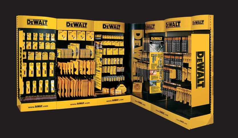 manufacture ensures that the quality of DEWALT