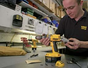 DEWALT offers an outstanding guarantee for professional users of our products DAY NO RISK SATISFACTION GUARANTEE If you are not completely satisfied with the performance of your DEWALT product,