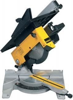 TABLE TOP MITRE SAWS 260 mm Table Top Mitre Saw DW711 Cut Capacities 125 x 55 mm 140 x 40 mm 90 x 55 mm 100 x 40 mm 125 x 50 mm 140 x 20 mm 90 x 50 mm 100 x 20 mm Powerful dust protected 1300 Watt