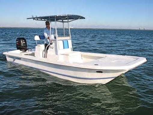 BayCat 220 GF Our largest single engine center console boat, the BAYCAT 220 GF offers exemplary performance and stability for a price that s surprisingly affordable.