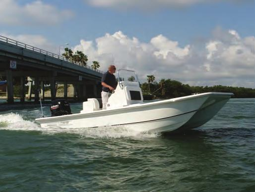 BayCat 190 GF The BAYCAT 190 GF, with its twin PowerCat hull, is ideal for light fishing, snorkeling, and water sports.