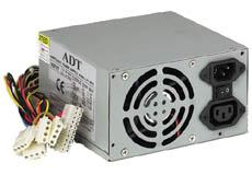 Efficiency ~65% Yesterday AC 230 V PC-Power Supply Efficiency