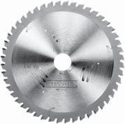 STATIONARY CIRCULAR SAW BLADES EXTREME DEWALT STATIONARY CIRCULAR SAW BLADES See individual blades for machine fitment, material suitability and finish.