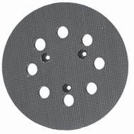 PADS AND BONNETS QUICK FIT PLATENS Quick Fit replacement platens for DEWALT Random Orbit Sanders. Hardness grade - medium. QUICK FIT PLATENS Cat. No. Description Diameter mm Pack Qty. M.O.Q. Barcode List Price Ex.