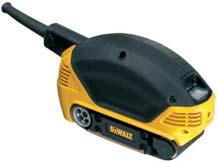 6 kg 270 x 190 mm *D26422, D26423 not available in the UK ½ Sheet Electronic Orbital Sander D26420/ D26421* High performance motor with aluminium bearing seats for continuous use and a long life