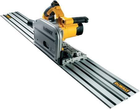 20 mm Bevel Capacity 47 Max. Depth of Cut at 90º[with guide rails] 55 mm Max. Depth of Cut at 45º[with guide rails] 40 mm 5.