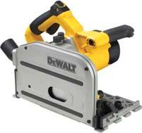 constant hand position while cutting The   1 kg 303 x 265 mm Guide Rails DWS5022 DWS5029 Cat. No.
