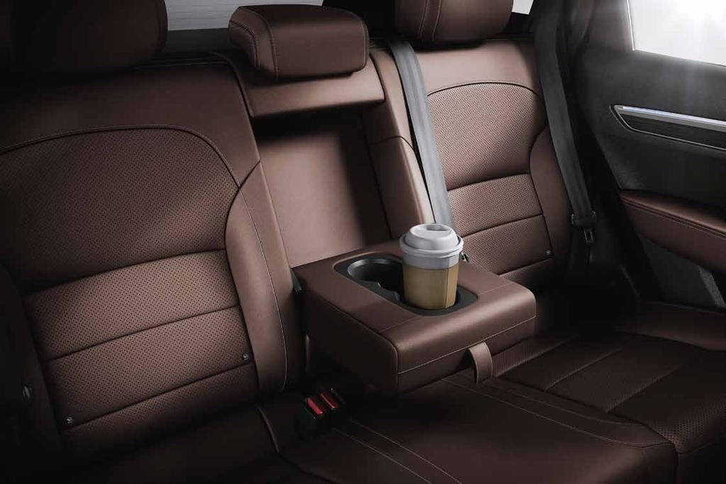 Superior space If there is one feature that sums up All-New Renault Koleos total comfort, it s the room for occupants sitting in the back.