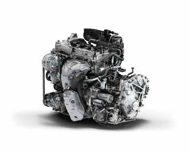 Complete performance Renault capitalises on know-how forged in competition for the engines in All-New Renault Koleos.