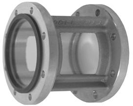 "valves to connect to either end of the 0-SFI ¼"" width 0-SFI "" sight fl ow indicator 0-SFI-RK replacement O-rings, glass, retaining ring for 0-SFI-RK Note: For tank truck flange gaskets see page 7"