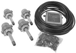 Index Replacement Parts Overfi ll Products/Replacement Parts Bayco Petroleum Products Overfi ll Products API Optic System -Wire FloTech series FT00 and FT0 sensors are compatible with Scully brand