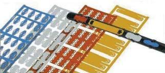 86 MARKING SYSTEM Type - Width Description Ref Pack Qty /1,000 /1,000 PMCSB 5/50GW 5mm 50 Identical
